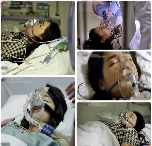 Tuổi thanh xuân tập 29: Kang Tae Oh khóc trên giường bệnh của Nhã Phương - Ảnh 1