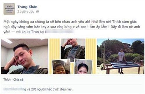 Ông xã của Trang Trần là bạn trai lâu năm? - Ảnh 3
