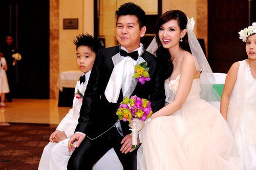 Bi kịch gia đình đằng sau vỏ bọc hạnh phúc của các MC Việt - Ảnh 4