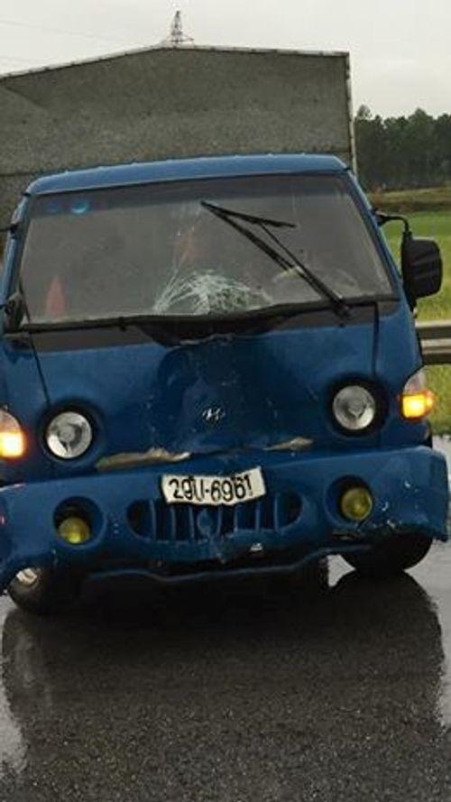 Nhật Tinh Anh bàng hoàng vì tai nạn xe hơi - Ảnh 2