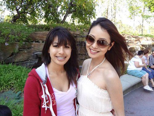 Cận cảnh vẻ gợi cảm sắc sảo của em gái Jennifer Phạm  - Ảnh 2