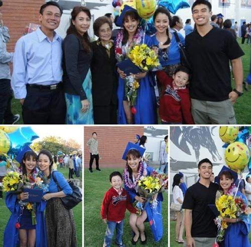 Cận cảnh vẻ gợi cảm sắc sảo của em gái Jennifer Phạm  - Ảnh 1