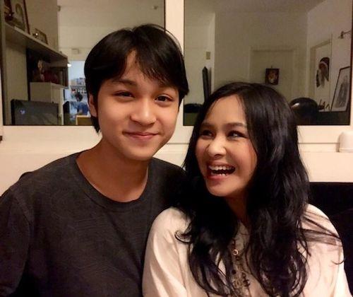 Ngỡ ngàng diện mạo như sao Hồng Kông của con trai Thanh Lam - Ảnh 6