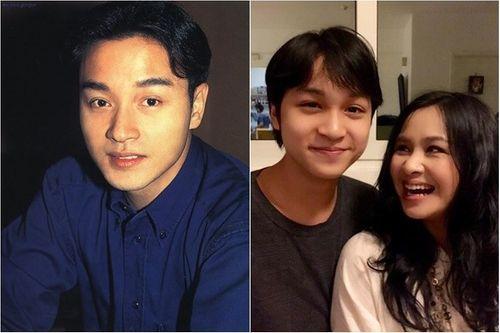Ngỡ ngàng diện mạo như sao Hồng Kông của con trai Thanh Lam - Ảnh 2