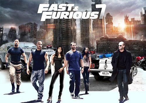 """""""Fast & Furious 7"""" lọt Top 10 phim có doanh thu cao nhất mọi thời đại - Ảnh 1"""