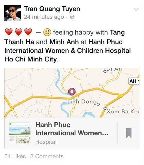 Tăng Thanh Hà đã sinh con trai? - Ảnh 1