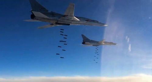 Quân đội Nga giăng thiên la địa võng tiêu diệt IS như thế nào? - Ảnh 1