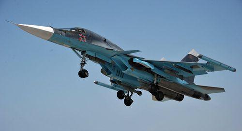 KQ Nga giúp Syria chiếm lại 2 quả núi và 1 kho vũ khí từ IS - Ảnh 1