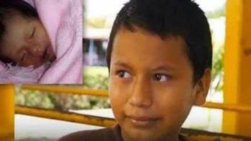 Giật mình cậu bé 11 tuổi có con đầu lòng - Ảnh 1