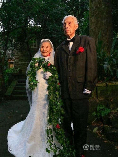Phát ghen với cặp vợ chồng kỷ niệm ngày cưới lần thứ 70 - Ảnh 2