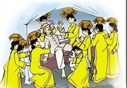 Tiết lộ vụ án tình khiến vua Gia Tĩnh suýt bị cung nữ thủ tiêu - Ảnh 2