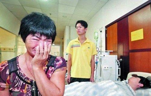 Nỗi đau người mẹ có hai con suy thận chỉ cứu được một - Ảnh 1