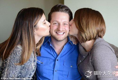 'Chuyên gia hẹn hò' và bí quyết sống hạnh phúc với hai vợ cùng lúc - Ảnh 1