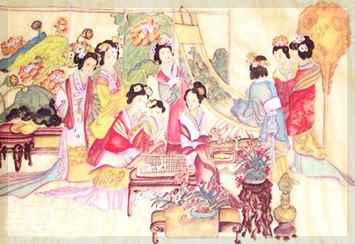 Bí thuật yêu của Đặng Thị Huệ khiến chúa Trịnh Sâm gục ngã - Ảnh 1