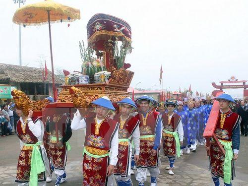 Giỗ tổ Hùng Vương 2015 không nhận lễ vật mang tính kỷ lục - Ảnh 1