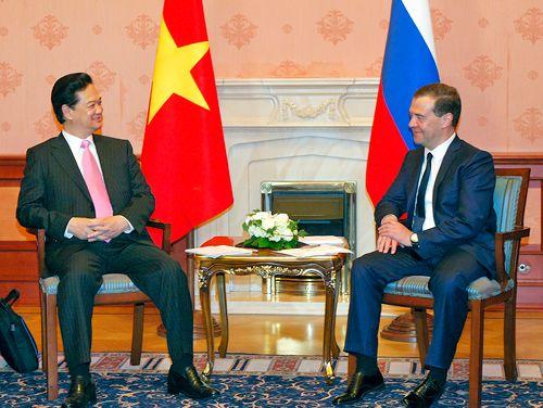 Thủ tướng Nga bày tỏ khen ngợi Việt Nam - Ảnh 3