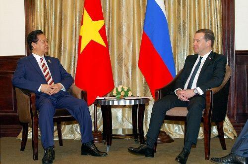 Thủ tướng Nga bày tỏ khen ngợi Việt Nam - Ảnh 2