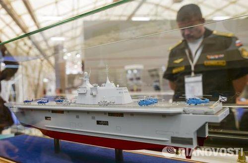 Nga quyết định chế tạo hai tàu chở trực thăng thay thế Mistral của Pháp - Ảnh 3