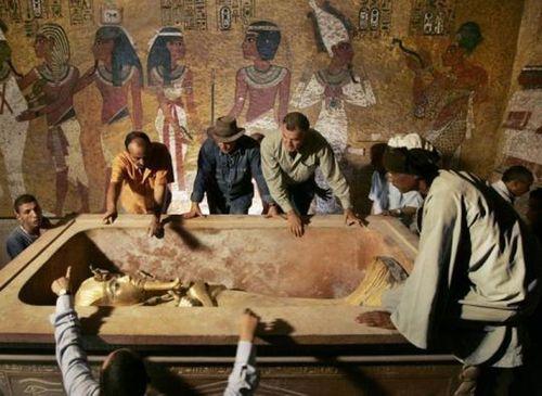 Xác ướp Ai Cập từ 3000 năm trước hé lộ âm mưu chốn hậu cung - Ảnh 1