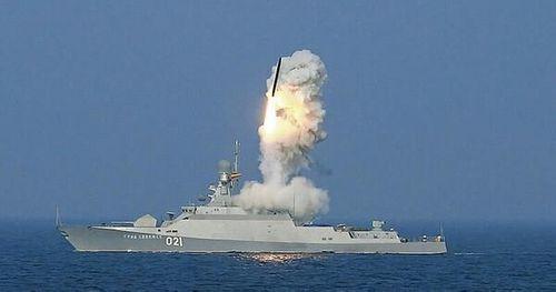 """Bật mí top 5 vũ khí """"hàng khủng"""" Hải quân Nga đang phát triển - Ảnh 1"""