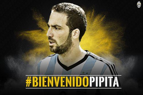 Gonzalo Higuain chính thức về Juventus - Ảnh 1