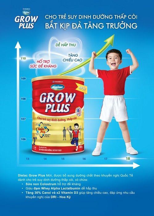 """""""Chìa khóa vàng"""" cho trẻ suy dinh dưỡng thấp còi, giúp trẻ kịp đà tăng trưởng - Ảnh 1"""