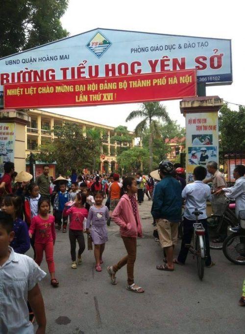 """51 học sinh bị ong đốt: Nhà trường tự tạo ra quy định để """"bưng bít"""" thông tin - Ảnh 1"""