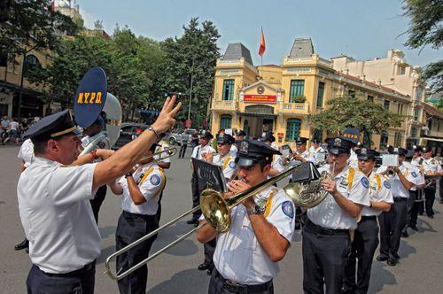Ngày 14/11, Đại Nhạc hội Cảnh sát thế giới sẽ tổ chức tại Sài Gòn  - Ảnh 1