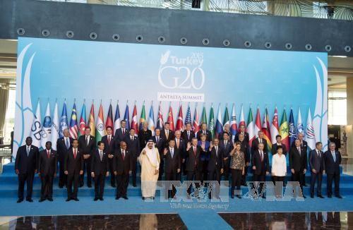 G-20 gióng chuông báo động về hoạt động khủng bố - Ảnh 1