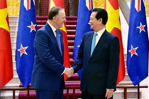 Xung lực mới trong quan hệ đối tác toàn diện Việt Nam-New Zealand - Ảnh 2