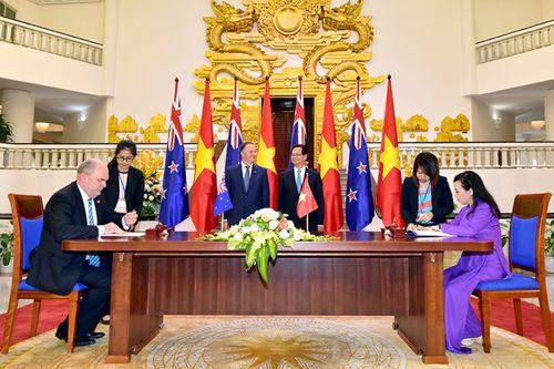 Xung lực mới trong quan hệ đối tác toàn diện Việt Nam-New Zealand - Ảnh 5