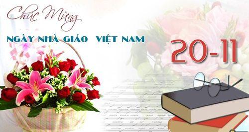 Lời chúc 20/11 của học sinh cũ dành tặng thầy cô giáo - Ảnh 1
