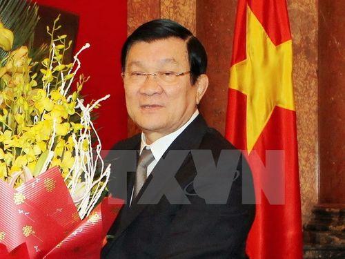 Chủ tịch nước chuẩn bị thăm chính thức Cộng hòa Liên bang Đức - Ảnh 1