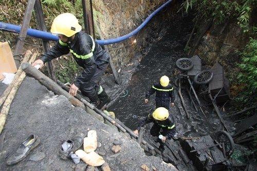 Vụ sập mỏ than ở Hòa Bình: Yêu cầu kiểm tra tất cả các mỏ than - Ảnh 1