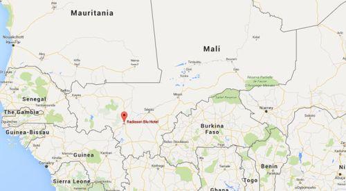 Hình ảnh đặc nhiệm Mali đột kích giải cứu 170 con tin - Ảnh 1