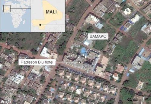 Hình ảnh đặc nhiệm Mali đột kích giải cứu 170 con tin - Ảnh 10