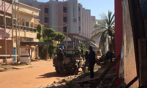 Hình ảnh đặc nhiệm Mali đột kích giải cứu 170 con tin - Ảnh 6