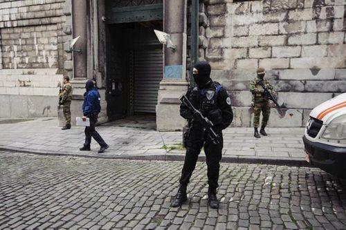 Bỉ ban hành báo động chống khủng bố mức cao nhất - Ảnh 1