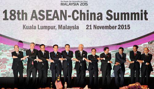 Hội nghị Cấp cao ASEAN với các đối tác - Ảnh 1