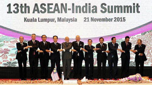Hội nghị Cấp cao ASEAN với các đối tác - Ảnh 2