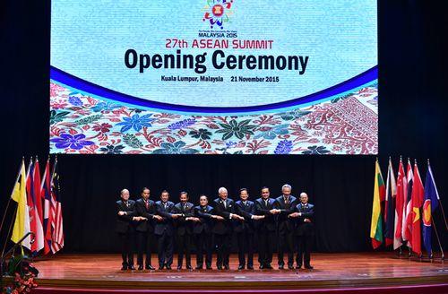 Vì một cộng đồng ASEAN gắn kết và cường thịnh - Ảnh 1