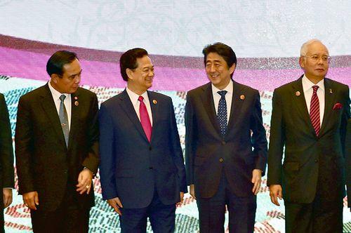 Vì một cộng đồng ASEAN gắn kết và cường thịnh - Ảnh 12