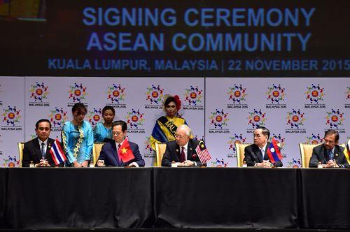 Vì một cộng đồng ASEAN gắn kết và cường thịnh - Ảnh 6