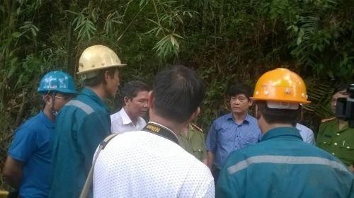 Sập mỏ than ở Hòa Bình: Nhìn lại 6 ngày bới từng mét bùn tìm nạn nhân  - Ảnh 2
