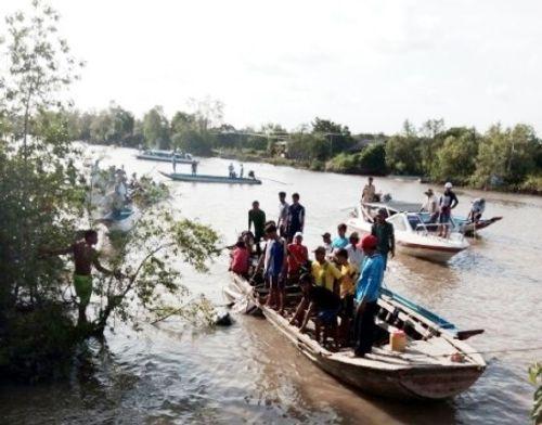 Đã tìm thấy thi thể tài công của chiếc cano đâm trụ cầu làm 9 người thương vong - Ảnh 1