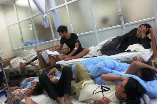 82 nhân viên bị ngộ độc thực phẩm tại Formosa Hà Tĩnh - Ảnh 1