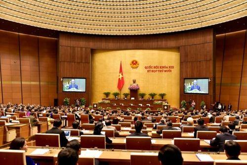 Chủ nhiệm VPQH Nguyễn Hạnh Phúc được bầu là Tổng Thư ký QH - Ảnh 2