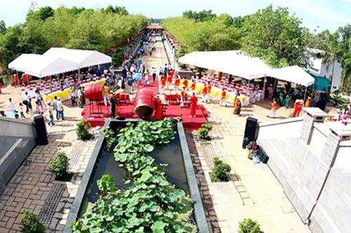 Đầu tư gần 1000 tỷ đồng xây hạ tầng Công viên Lịch sử ở Hồ Chí Minh - Ảnh 1