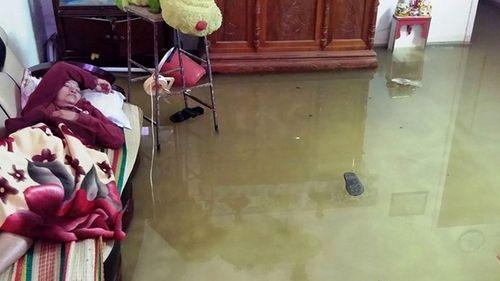 Hàng không hoãn chuyến, đường bộ tê liệt do mưa lớn tại TP Hồ Chí Minh - Ảnh 3
