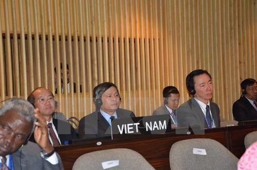 Việt Nam tham dự kỳ họp của Đại hội đồng UNESCO lần thứ 38 - Ảnh 1